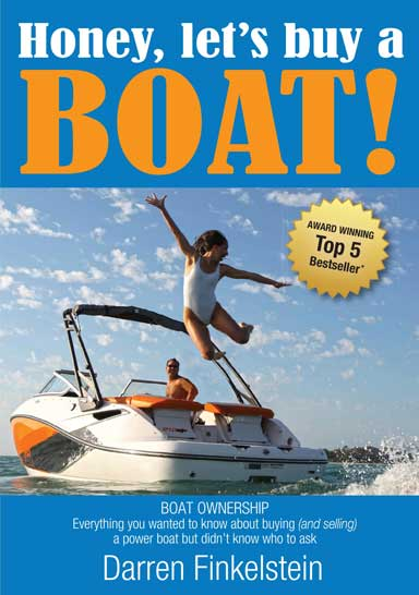 Honey Let's Buy A Boat Cover - My Books