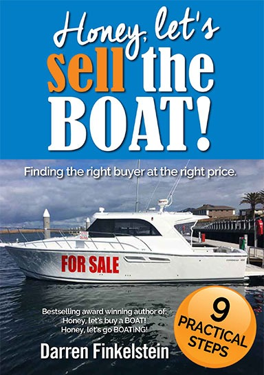 Honey let's sell the BOAT! Cover - My Books