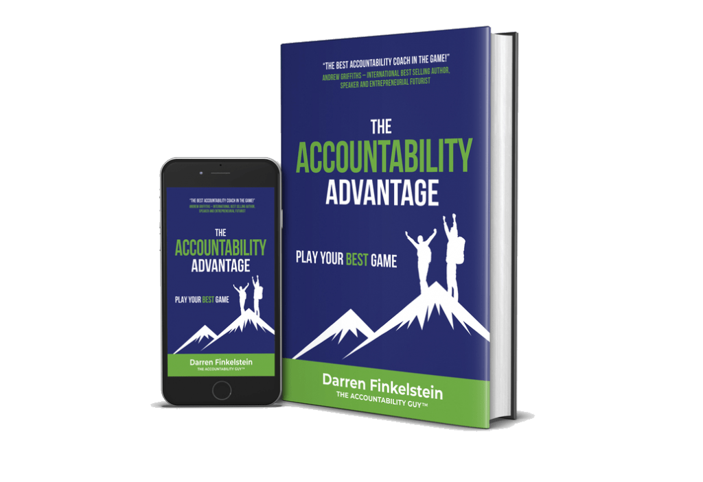 The Accountability Advantage Book